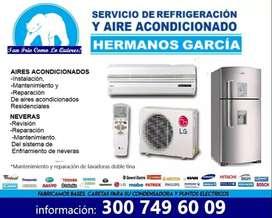 A aire acondicionado, mantenimiento, reparacion y limpieza