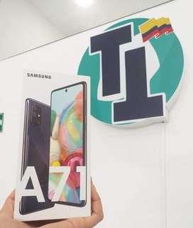 Samsung A71 128GB Nuevo
