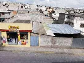 Local Comercial con Terreno para una mecánica o lavadora de autos