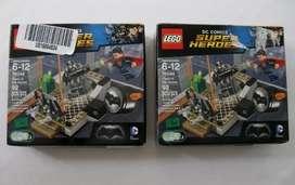 Lego 76044 Choques de Heroes