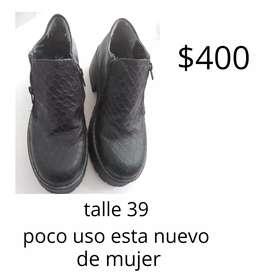 Zapato de mujer en buen estado talle 39