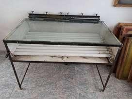 Mesa para Serigrafía (Screen - Estampar)