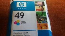 CARTUCHO COLOR HP 49A