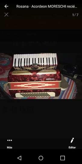 Vendl acordeon maestropiano 80 bajos en muy buen estado
