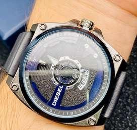 Reloj pulso cuero