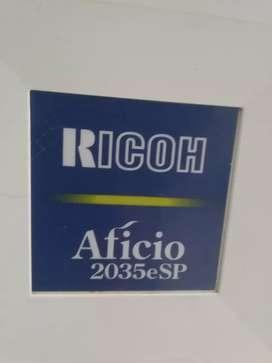 Impresora Ricoh 2035 Repuestos mantenimiento
