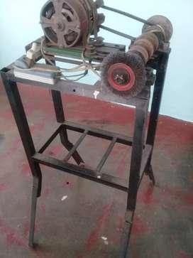 Maquina para pulir relojes