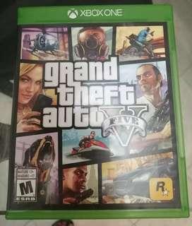 Vendo juego de Xbox one original $ 80000