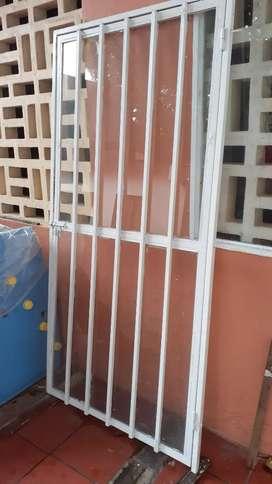 Puerta careta