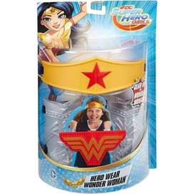 3 KIT'S  de: DC Super Hero Girls HALLOWEEN Wonder woman