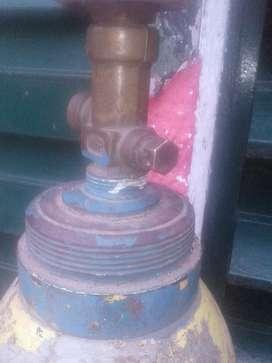 Tubo de gas/oxígeno 1mts3