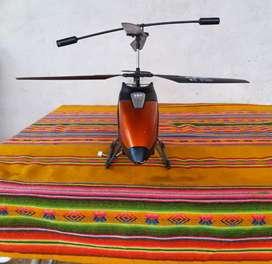 Vendo helicoptero
