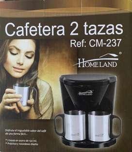 Cafetera Homeland 2 tazas