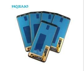 Display Touch Samsung J8 Digital LCD 5Uds