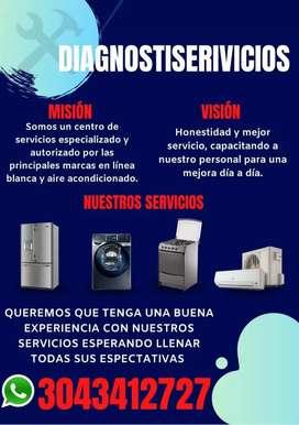 REPARACIÓN DE ELECTRODOMÉSTICO