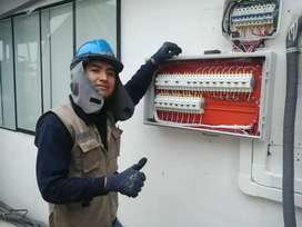 Tecnico electricista industrial