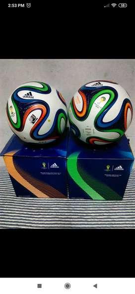 Pelota Adidas Brazuca mundial Brasil Peru umbro nike
