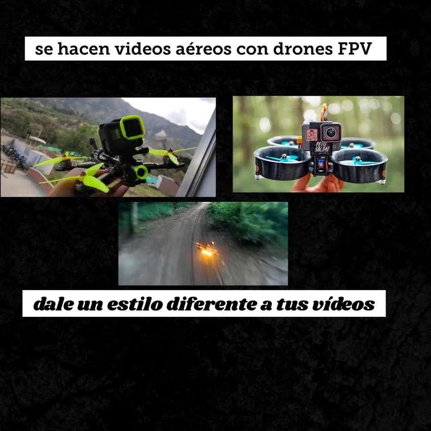 videos con drones