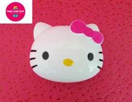 Hello Kitty Porta Lentes de Contacto