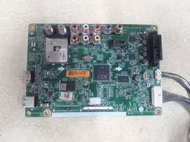 Mainboard Tcom Y Fuente Marca LG Modelo 47ln5390
