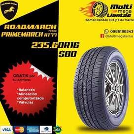 Llantas 235.60r16  RoadMarch
