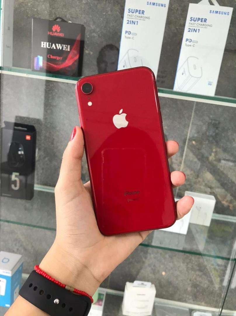 Iphone Xr de 64gb usado flamante 0