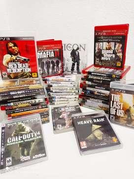 Juegos PlayStation 3