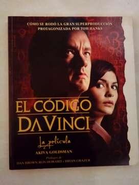 Libro EL CÓDIGO DAVINCI nuevo