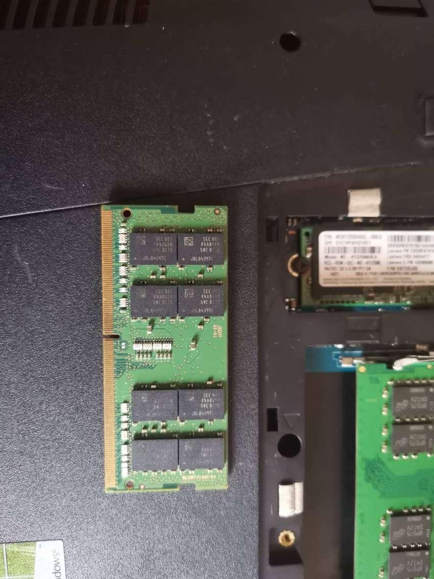 Oferta memoria para laptop ddr4 16gb 2666 garantía 12 mesew 0