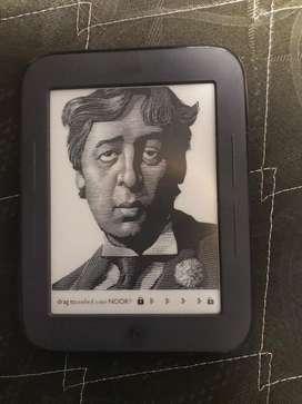 Lector digital de libros Nook Barnes&Noble modelo BNRV300