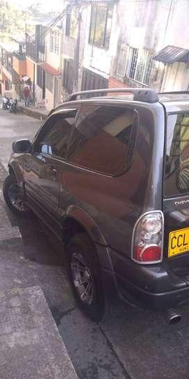 Vendo o cambio Grand Vitara Sport 4 x4 modelo 2007 full