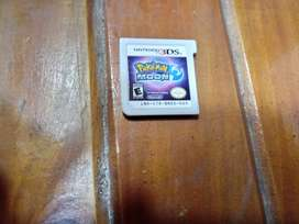 Vendo pokemon luna