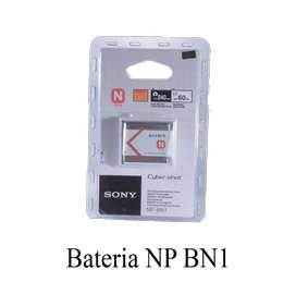 Bateria Para Sony Np Bn1 Para Sony W390 W380 W350 W320 W310
