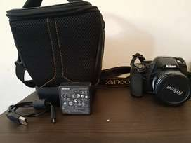 Cámara Nikon Coolpix P520