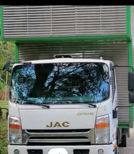 Camión furgón JAC JQR 4.6 TON