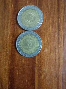Moneda de $1