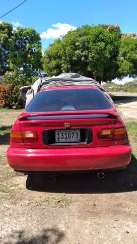 Vendo Honda negociable
