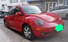 Vendo hermoso Volkswagen New Beetle GLS, Mod. 2007 - Full equipo, automático, techo corredizo.