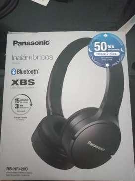 Audífonos inalambricos XBS RB-HF420B