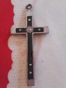 Antigua Cruz Del Sigo XIX