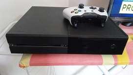 Xbox one en exelente estado