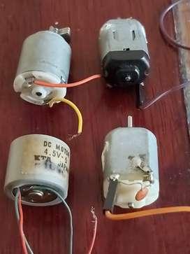 Motores 5v DC
