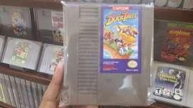 Duck Tales Nintendo Nes Snes