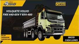 VOLQUETE VOLVO FMX 440 6X4 Y 480 8X6