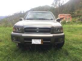 Vendo Nissan Pathfinder 2004 súper lux en perfecto estado