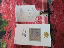 Perfume creed silver mountain