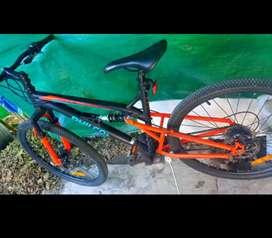 Bicicleta philco vertical 26