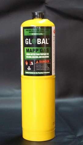 Cilindros Gas Mapp