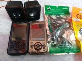 Sony Ericsson W395 Clásico Precio C/u
