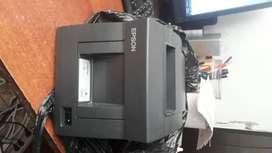 Impresora térmica Epson modelo tm-t81